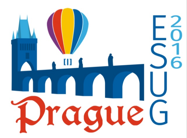 Logo of the European Smalltalk User Group 2016